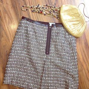 Halogen skirt tweed size 2